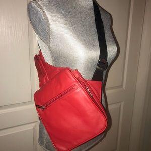 TRAVEON travel messenger bag